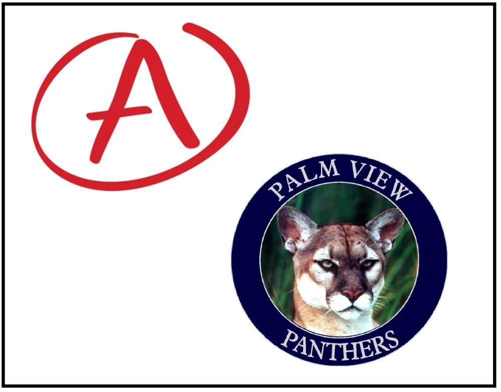 Palm View Elementary School / Homepage
