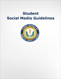 Social Media Guidelines - Student Cover