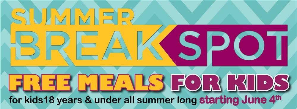 Free Meals For Kids All Summer Long
