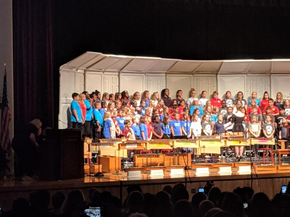 Elementary All County Music Festival