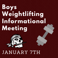 Boys Weightlifting Information