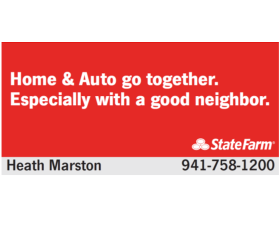 State Farm Agent: Heath Marston