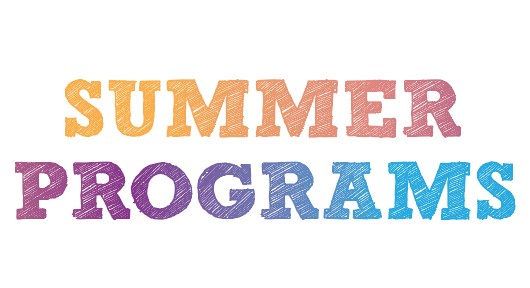 Summer Reading & Writing Programs (USF)