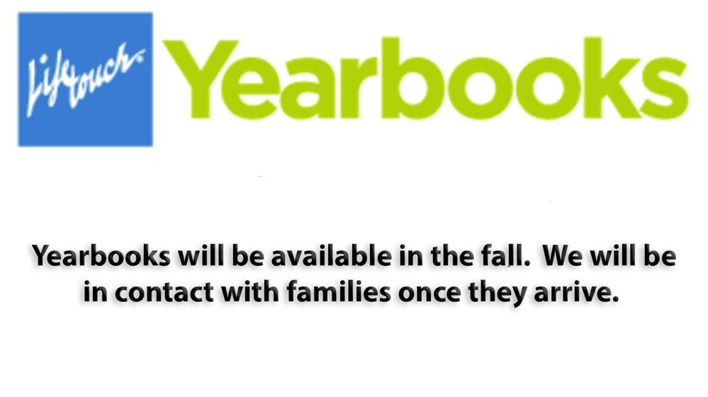 Order you yearbook online
