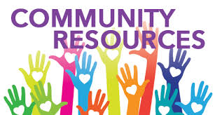 Community Resources - Click here to find free internet hotspots and community resources