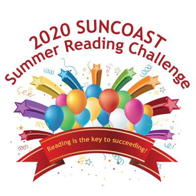 2020 Suncoast Summer Reading Challenge