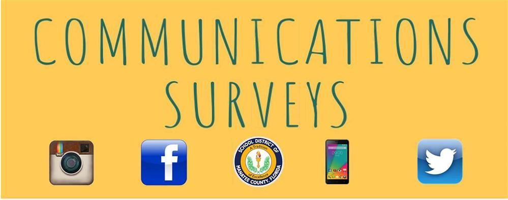 Help Us Communicate With You     (click here to take survey)