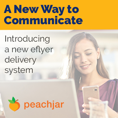 Introducing Peachjar - A new eflyer delivery system