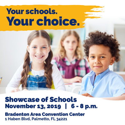 Showcase of Schools: Your Schools. Your Choice.