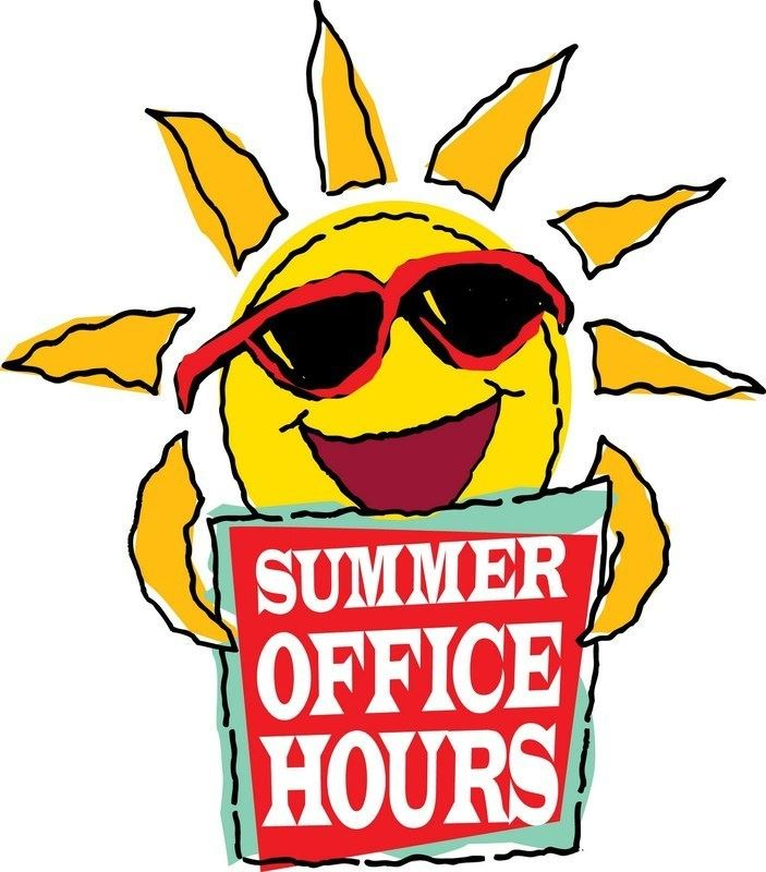 Summer Hours at MHS