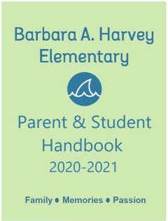 Harvey Elementary's Student Handbook- Click Here to Open