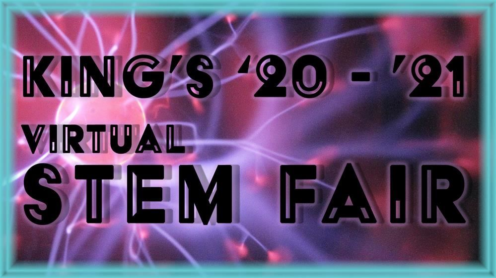 Virtual STEM Fair Info