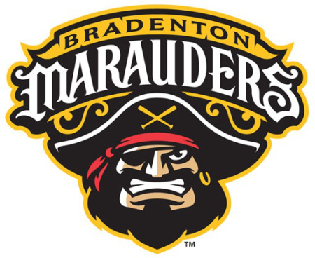 Pittsburg Pirates & Bradenton Marauders