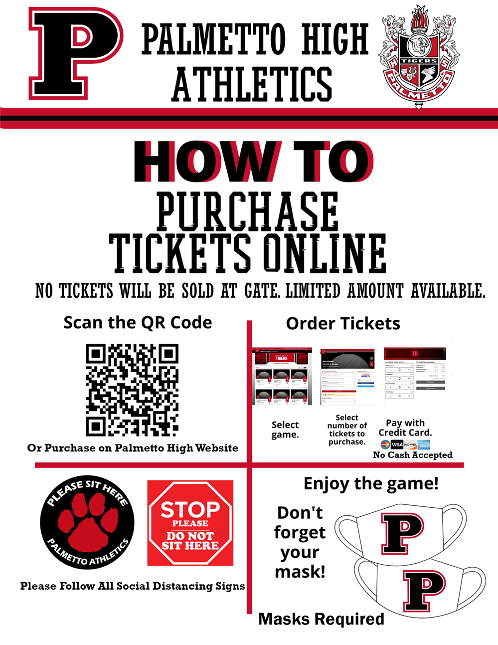 Athletic Tickets