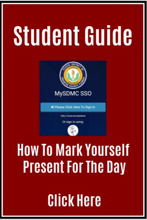 How to Mark Yourself Present for the Day