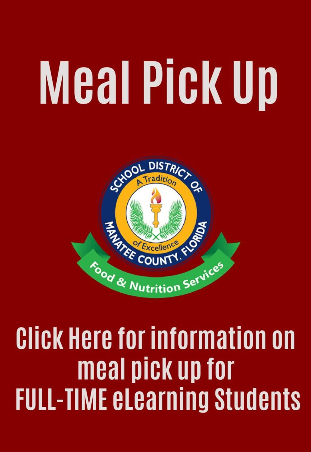 Meal Pick Up ELearning
