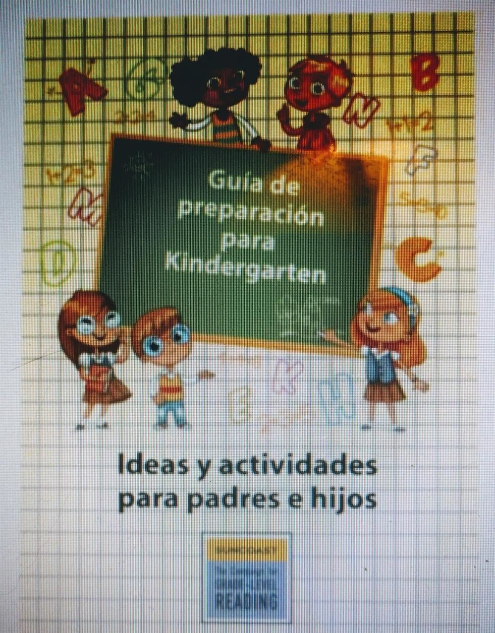 Kindergarten Readiness Bags - Videos in English and Spanish
