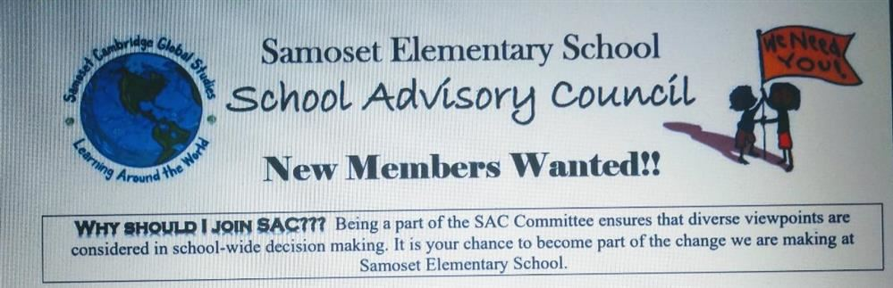 SAC New Members Invitation