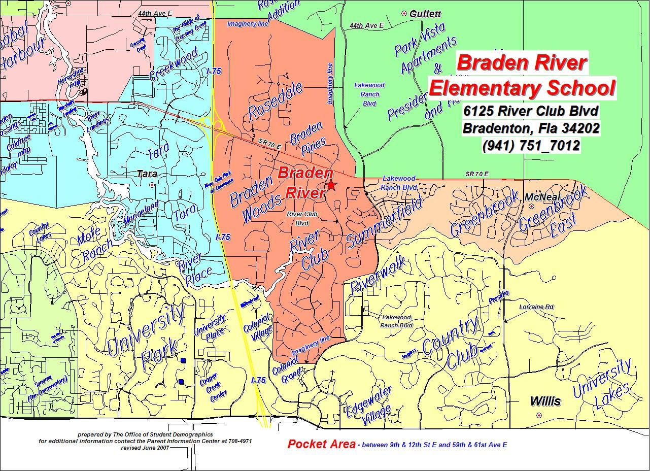 Office Of Student Assignment Elementary School Zone Maps